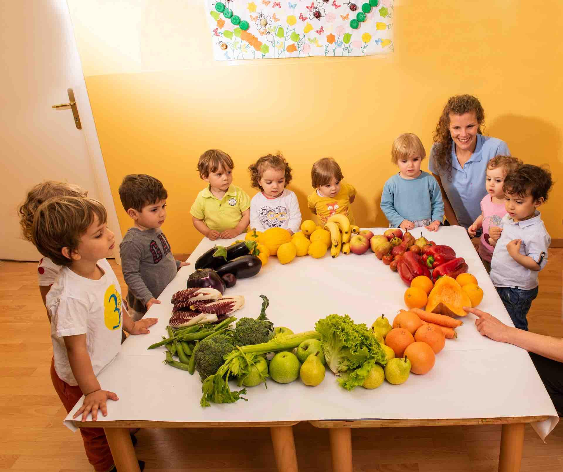 meraviglioso mondo – asilo milano testi zuretti suzzani – alimentazione – cucina interna_ART6841